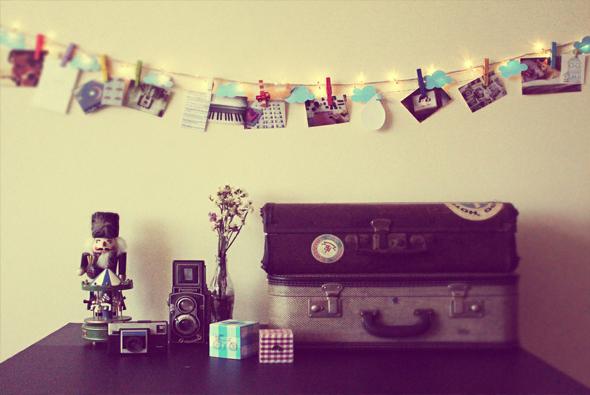 decoracao alternativa e barata para quarto:Decoracao Criativa Quarto De